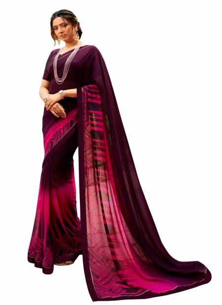 Suhani A38 White Rangoli Ethnic Wear Rangoli Silk Printed Designer latest Saree Collection