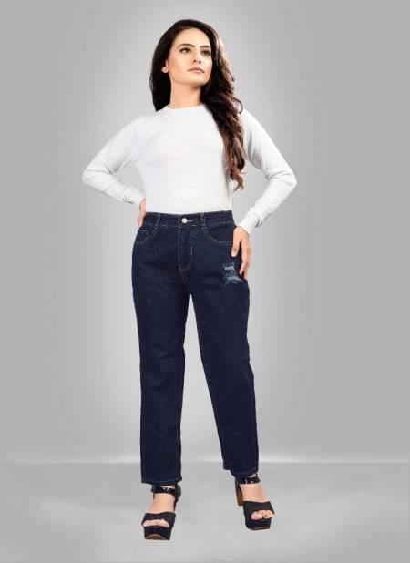 Swara Denim 4 Fancy Latest Designer Regular Wear Pocket Comfort Pants Collection