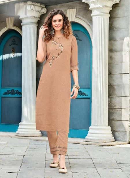 Syasii Ramia 2 Fancy Party Wear Kurti With Bottom Latest Collection