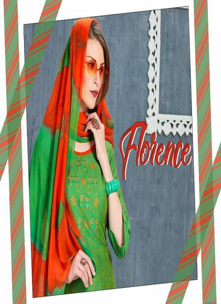 Trendy Florence New Collection Daily Wear Readymade Cotton Rayon Salwar Kameez Collection