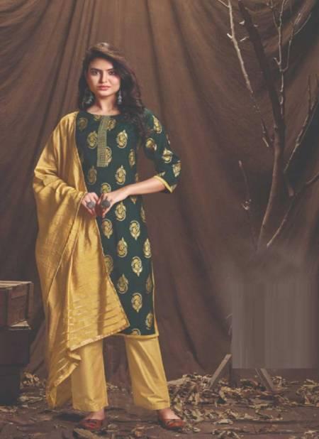 Tunic House Era Dupatta 4 Designer Festive Wear Muslin Silk Ready Made Collection