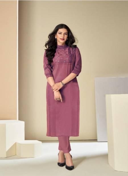 Vamika Nx Ashmi Fancy Party Wear Viscos Stylish Designer Kurti Collection