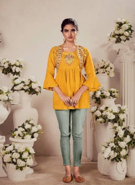 Vardan Batak 2 Fancy Casual Wear Rayon Designer Stylist Top Collection