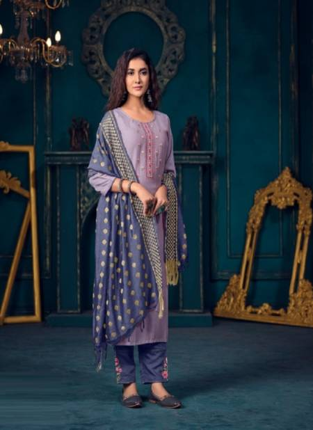 Vitara Rapid Festive Wear Designer Fancy Muslin Ready Made Dress Collection