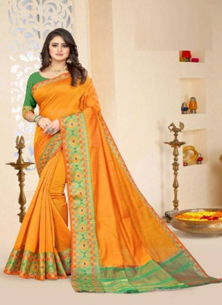Vivera Marvel 3 Casual Wear Cotton Printed Designer Saree Latest Collection