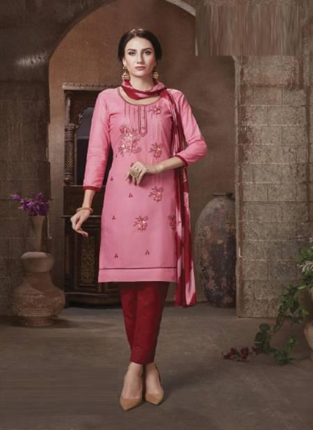 Wanna Lasha Festive Wear Semi Lawn Designer Dress Material Collection