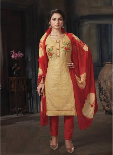 Wanna Sofiya Casual Wear Designer Latest Dress Material Collection