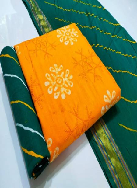 Wax Batik 1 Regular Wear Cotton Printed Designer Dress Material Collection