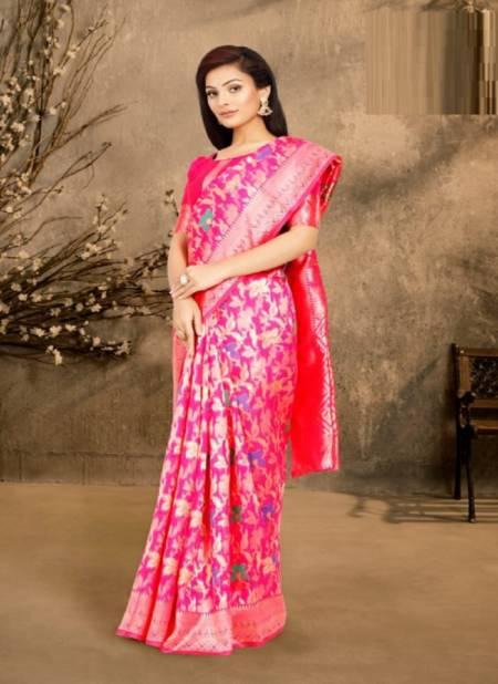 Ynf Tarannum Designer Festive Wear Poly Silk Fancy Saree Collection
