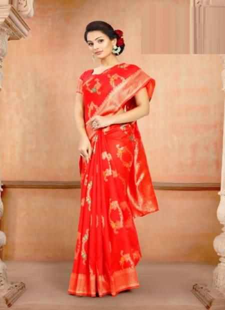 Ynf Vidhushree Festive Wear Poly Silk Designer Fancy Saree Collection