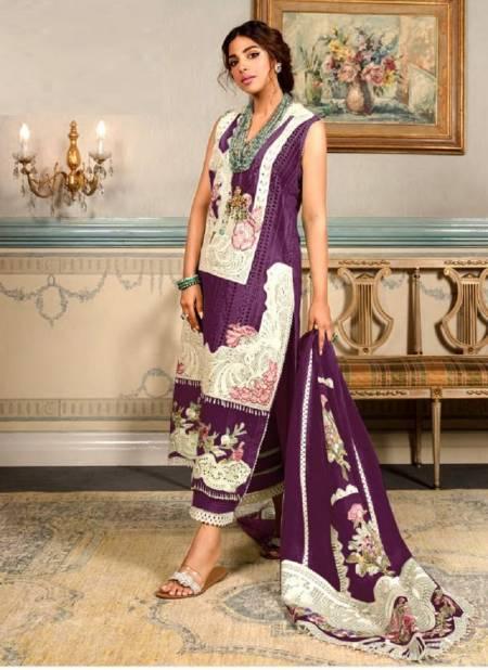 Ziaaz Designs 7773 Block Buster Festive Wear Designer Cotton Heavy Work Pakistani Salwar Kameez